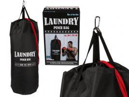 Boxovací pytel na špinavé prádlo
