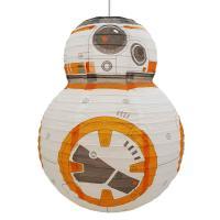 Stínidlo na lampu Star Wars - robot BB8