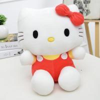 Plyšák Hello Kitty 25 cm (Červená)