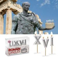 Římské číslice na dort