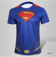 Sportovní tričko - Superman (Velikost S)
