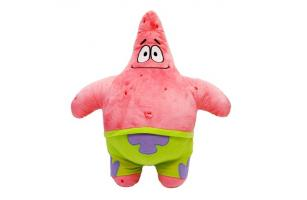 Plyšák Spongebob Hvězda Patrik - 23cm