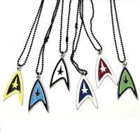 Přívěšek na krk Star Trek - Velitelská divize