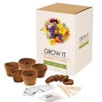 Grow it – Gurmánské květiny
