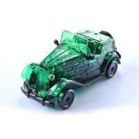 Krystal Puzzle - Auto (Bílé)