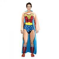 Deka s rukávy - Wonder Woman
